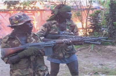 Bougainville Fighters