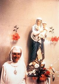 Connie Gladman (also known as Sr Mary Rosina), who was beheaded in New Britain while working as a teaching nun