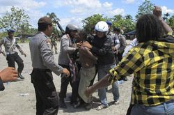 Police arrest West Papuans celebrating 50th anniversary of the end of Dutch rule [Al Jazeera]