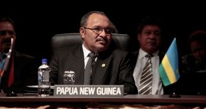 Prime Minister of Papua New Guinea, Peter O'Neill (Commonwealth Secretariat)