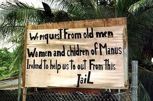 Manus detainees appeal for help