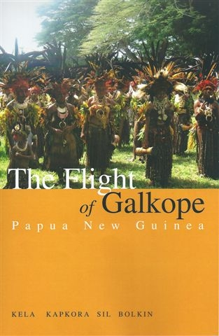 Flight of the Galkope