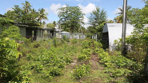 Manus detention centre (Gary Ramage)