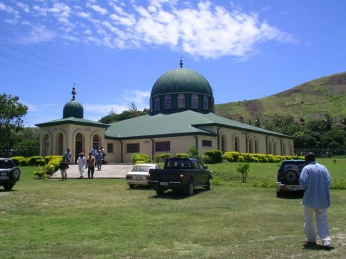 Hohola Mosque, Port Moresby