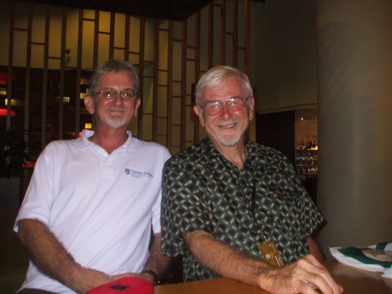 Peter and Russell Kranz