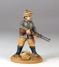 German colonial officer
