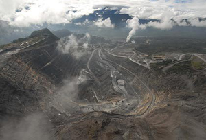 Barrick Gold's Porgera mine