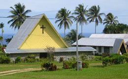 Lutheran church in PNG