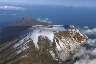 Kilimanjaro - Kibo 'a piece of cake with icing on top'