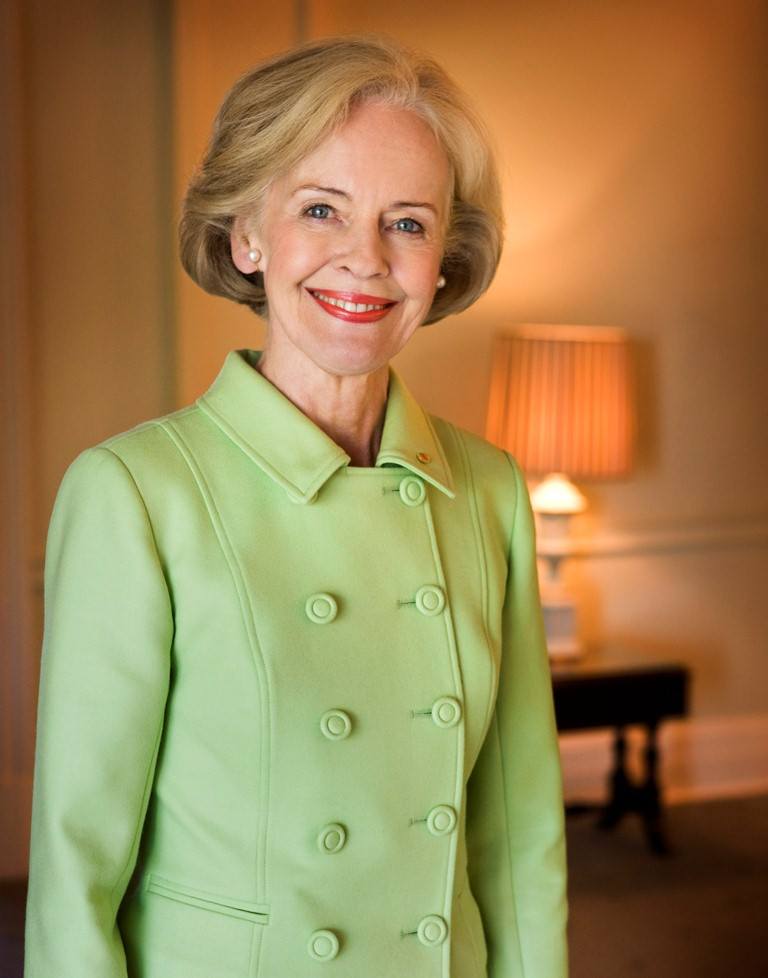 Official Photograph - HE GG Quentin Bryce
