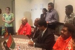 Melanesian Spearhead Group trade ministers meet in Fiji (Samisoni Pareti)