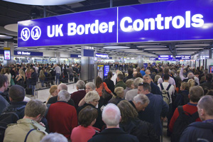 Border Control - what a mess
