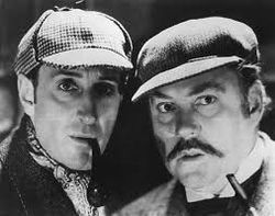 Holmes - Holmes and Watson