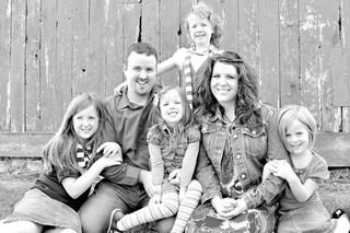 The Cookes are new missionaries with New Tribes Mission