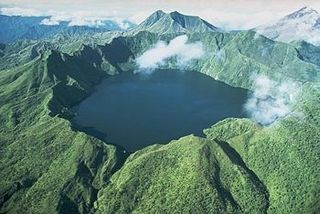 Mount Billy Mitchell, Bougainville (Wikipedia)