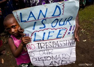 Land is our life