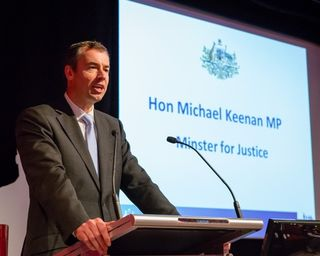 Michael Keenan MP