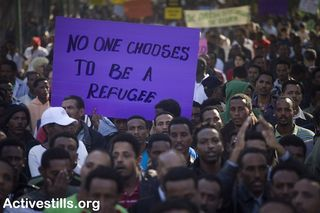 No one chooses to be a refugee