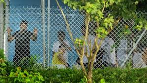 Asylum seekers are being subjected to humiliating treatment and appalling conditions on the Manus Island detention centre (Fairfax)