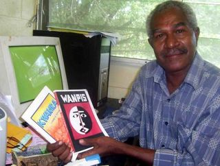 Russel Soaba and literary journals