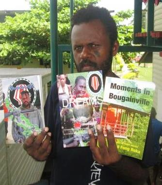Leonard Roka and his 3 books