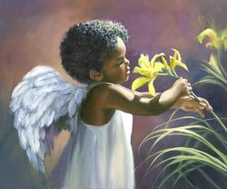 Little-black-angel-laurie-hein