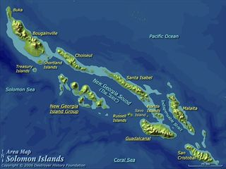Oh my Solomon Islands