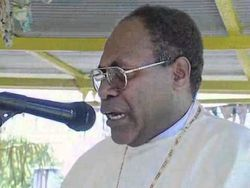 Bishop Rochus Tatamai
