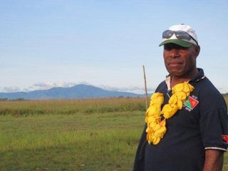 Mt Turu and Thomas Yehiwara