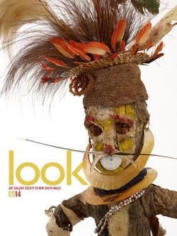 Cover of Look magazine - Ngunts, Minj District (Jenni Carter)