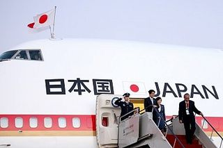 Japan's prime ministerial aircraft