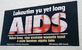 AIDS billboard