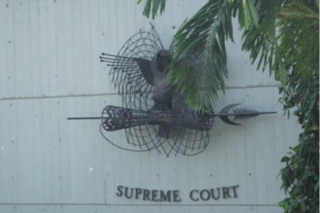 Supreme Court (Hal Holman sculpture)