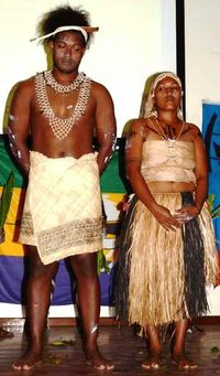 Solomon Islands students