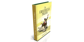 Crocodile Prize Anthology 2014 Cover