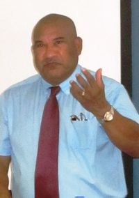 John Kali, Secretary, Department of Personnel Management