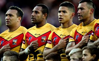PNG rugby league on the rise