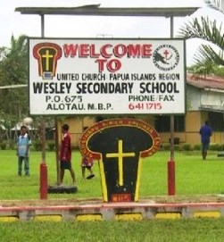 Wesley Secondary School