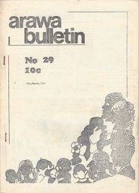Arawa-bulletin-march-1973