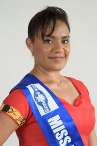 Grace Nugi - Miss PNG