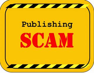 Publishing-scam