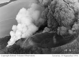The 1994 eruption