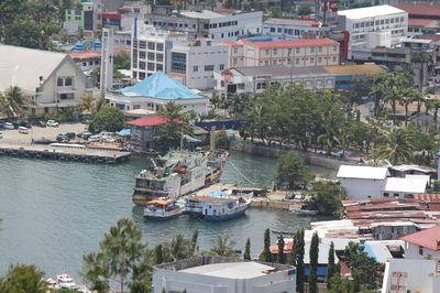 Jayapura Harbour (Johnny Blades)