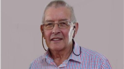 Rev Alan John Leadley QSM, 1943-2015