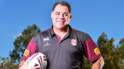 'Big' Mal Meninga - PNG legend