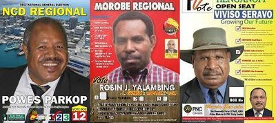 Election-posters
