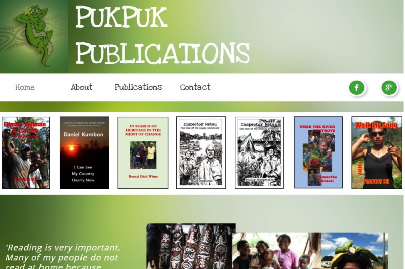 Pukpuk Publications