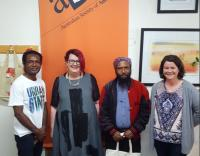 PNG writers meet the Australian Society of Auhors