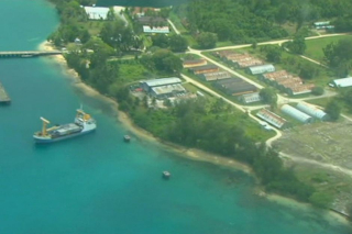Immigration detention centre, Manus Island