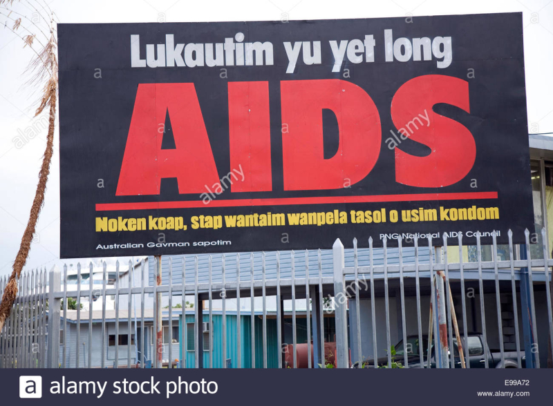Hiv-aids-warning-rabaul